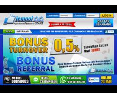 Situs Judi DominoQQ Online Terbaik dan Terpercaya
